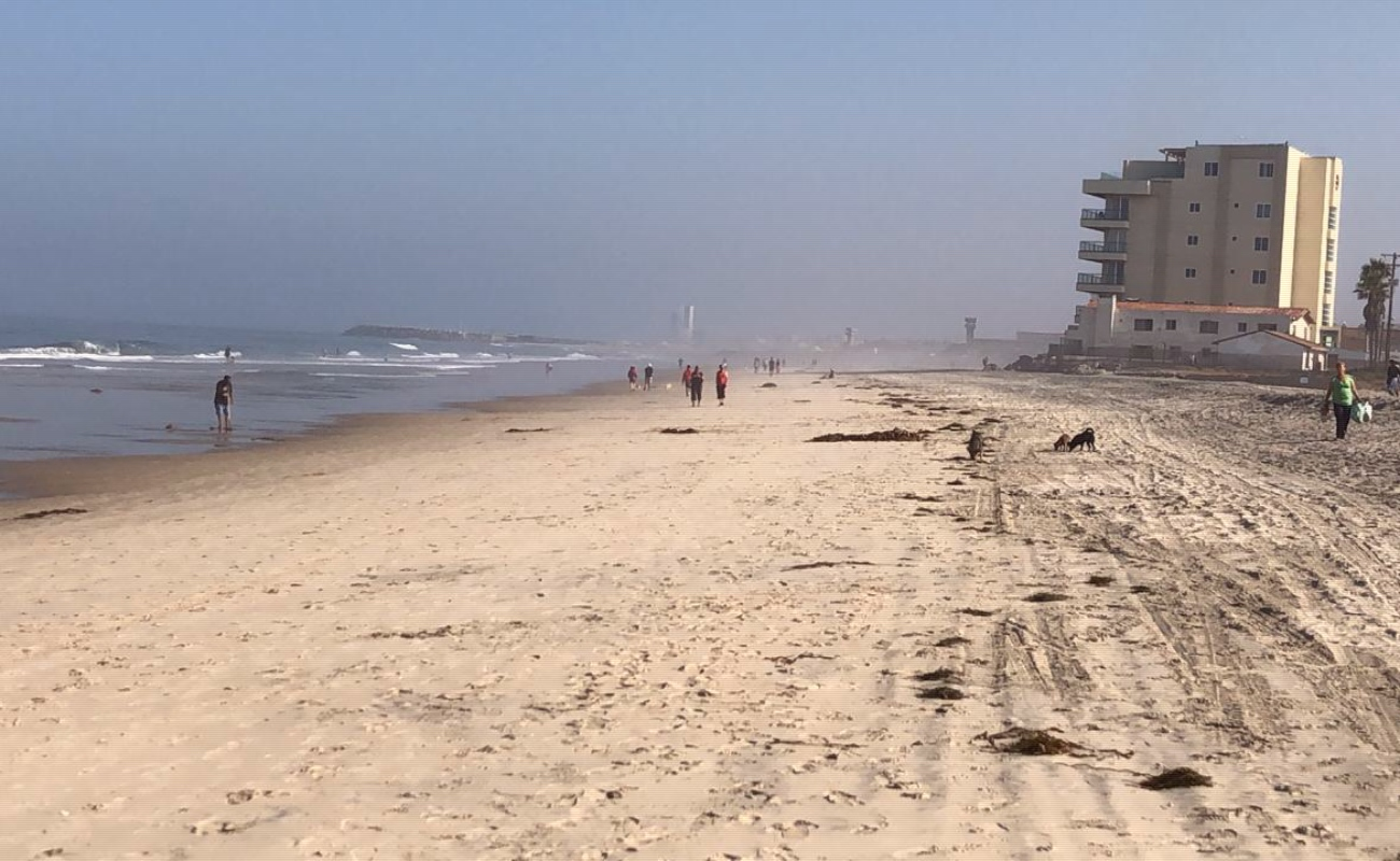 Rosaritenses acatan medidas preventivas en reapertura de playas