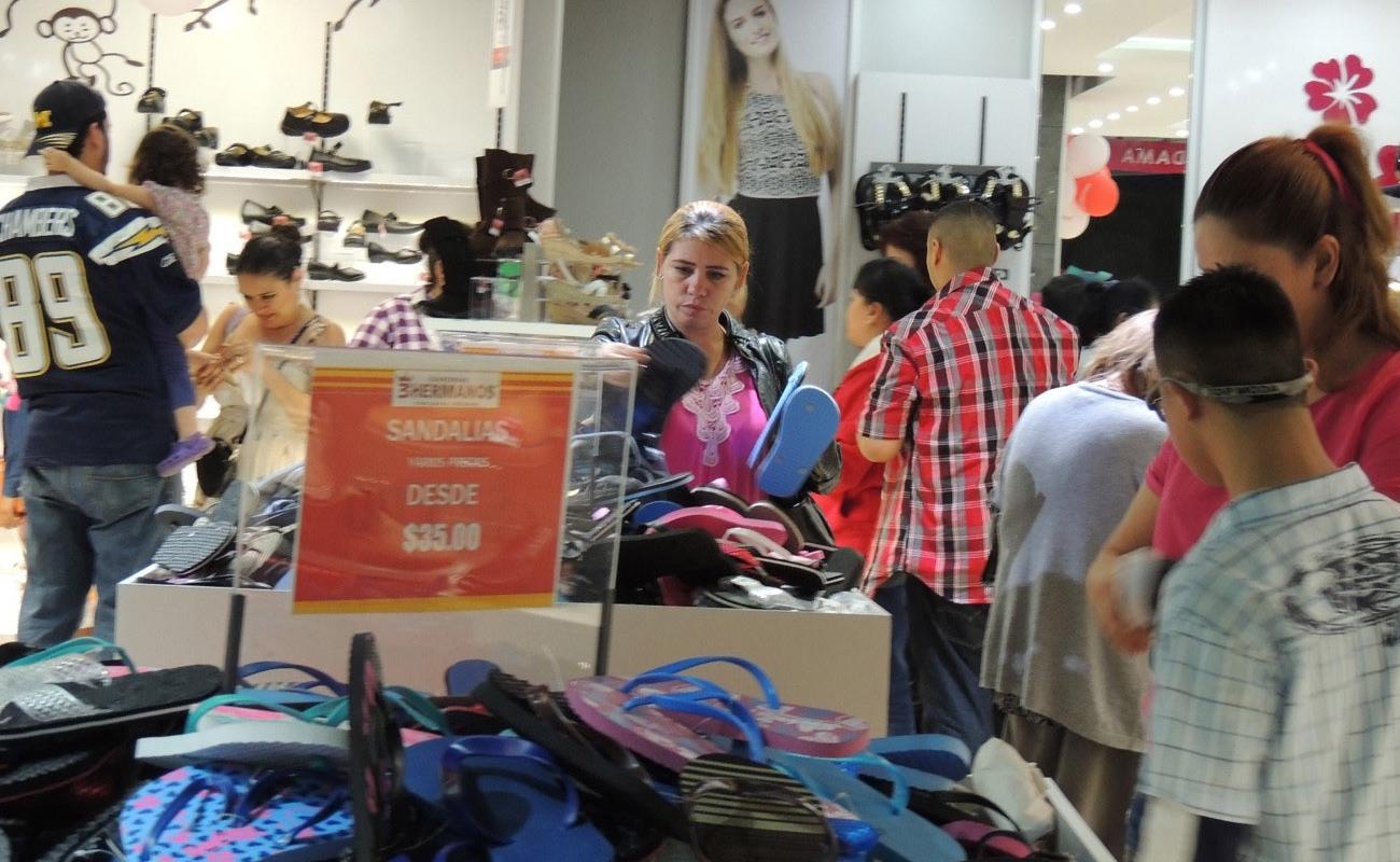 Reportan incremento en ventas entre el 5% y 15% en El Buen Fin