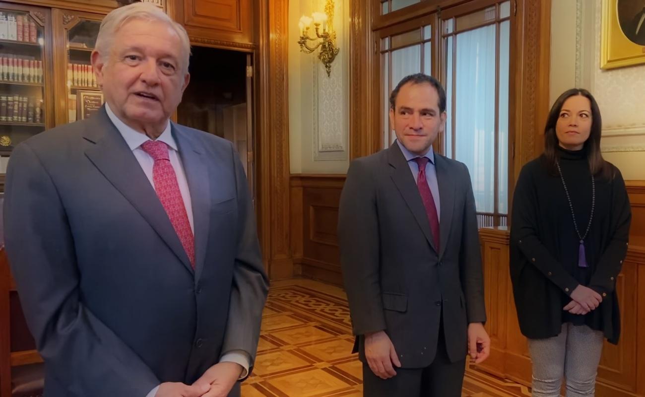 Realiza AMLO enroque en subsecretaría de Gobernación y Banco del Bienestar