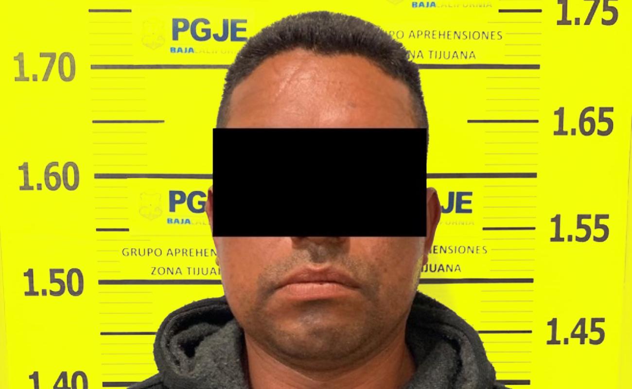 Ministeriales capturan a policía municipal acusado de homicidio
