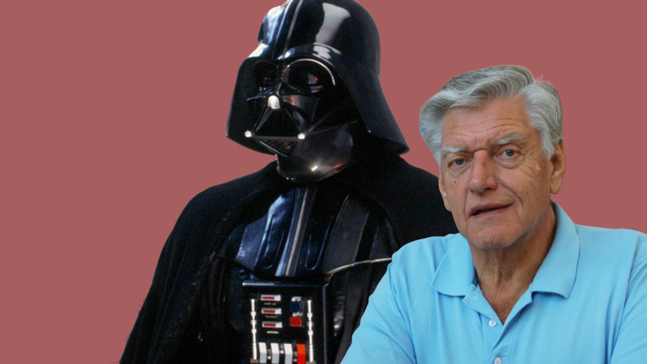 Falleció Dave Prowse, actor que interpretó a Darth Vader en Star Wars