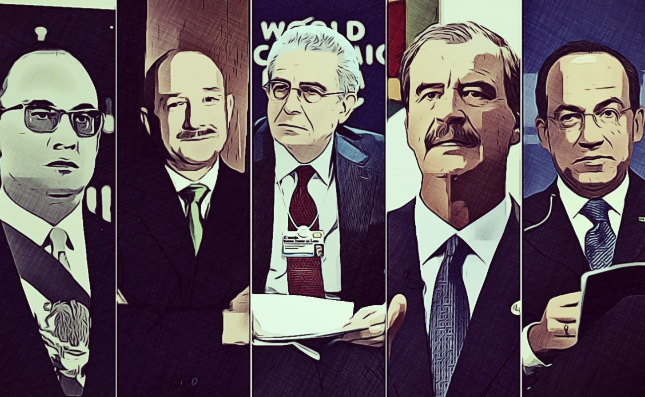 Publican decreto que elimina pensiones de ex presidentes