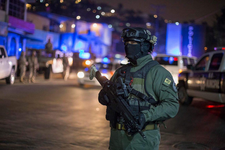 Ex convicto y secuestrador del CAF, homicida de policía en balacera del Rubí