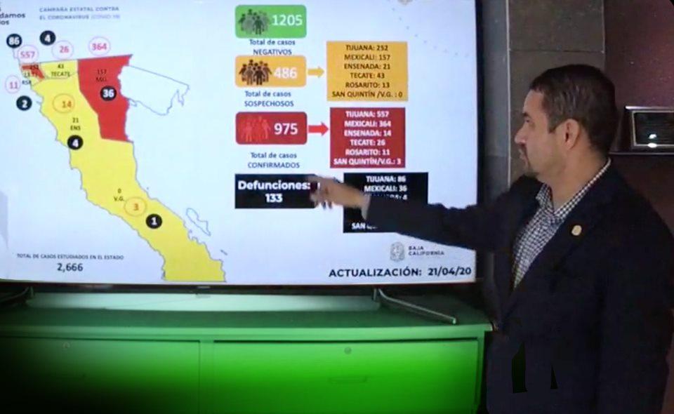 Cresta más alta de Covid-19 en BC; aumentan 37 muertes y 123 confirmados en un día