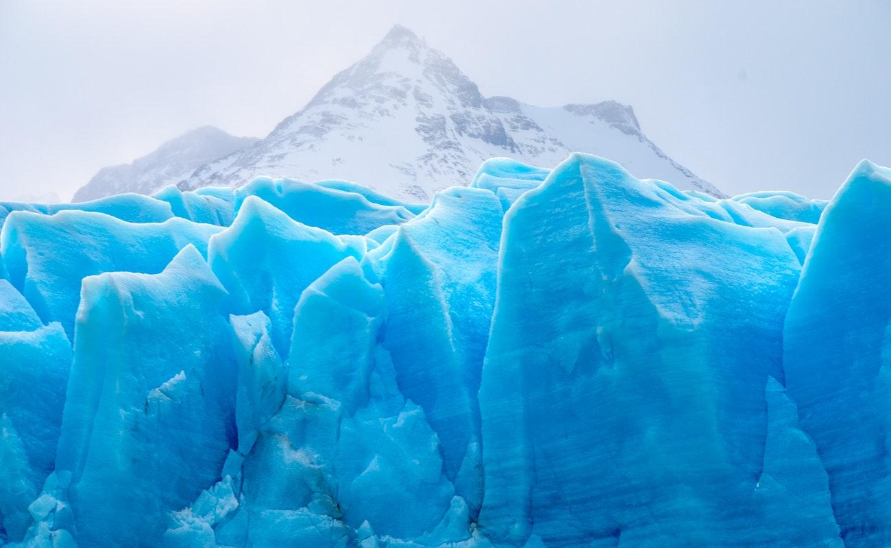 Se desprende iceberg de la Antártida