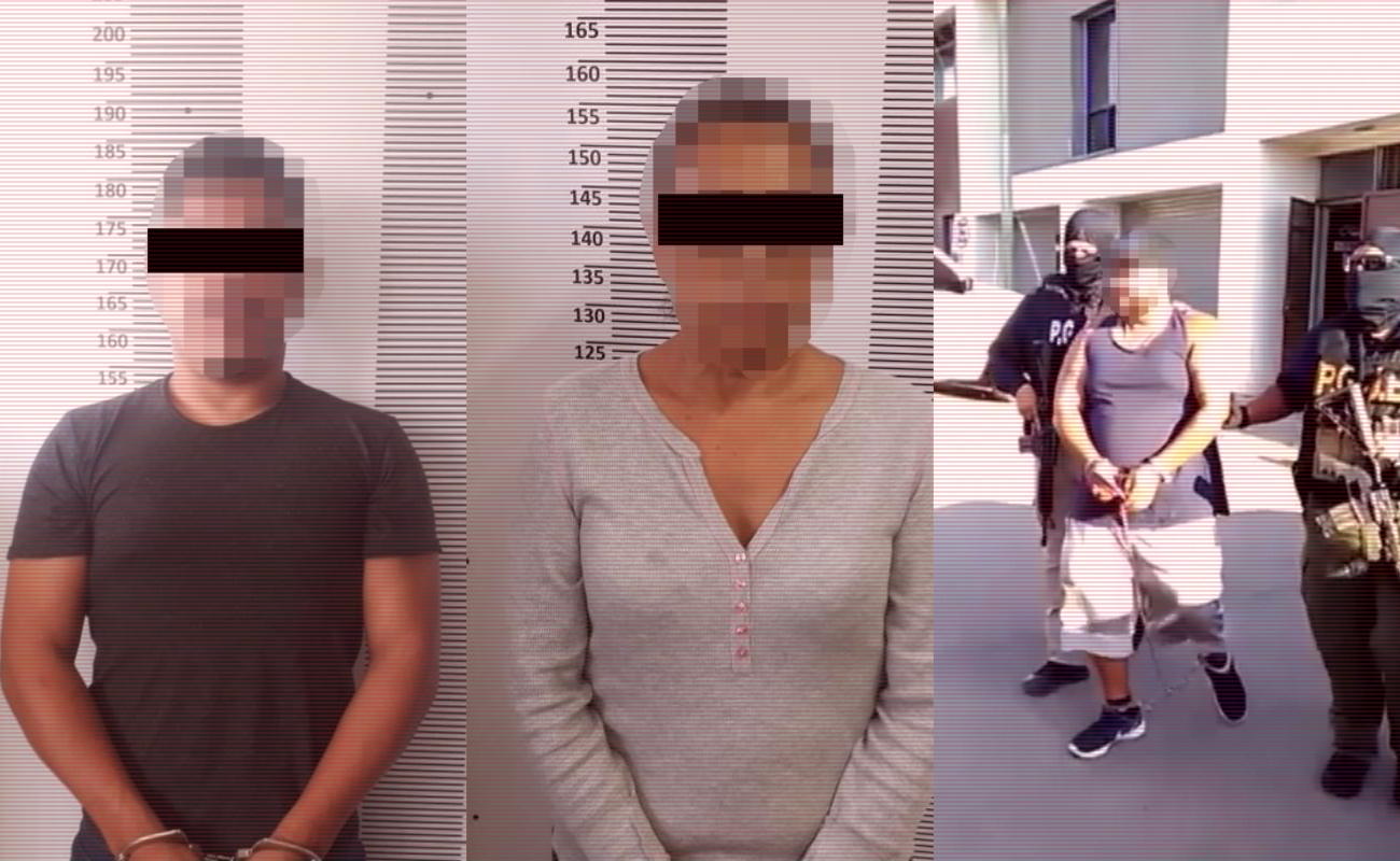 Capturan a tres presuntos homicidas en Ensenada