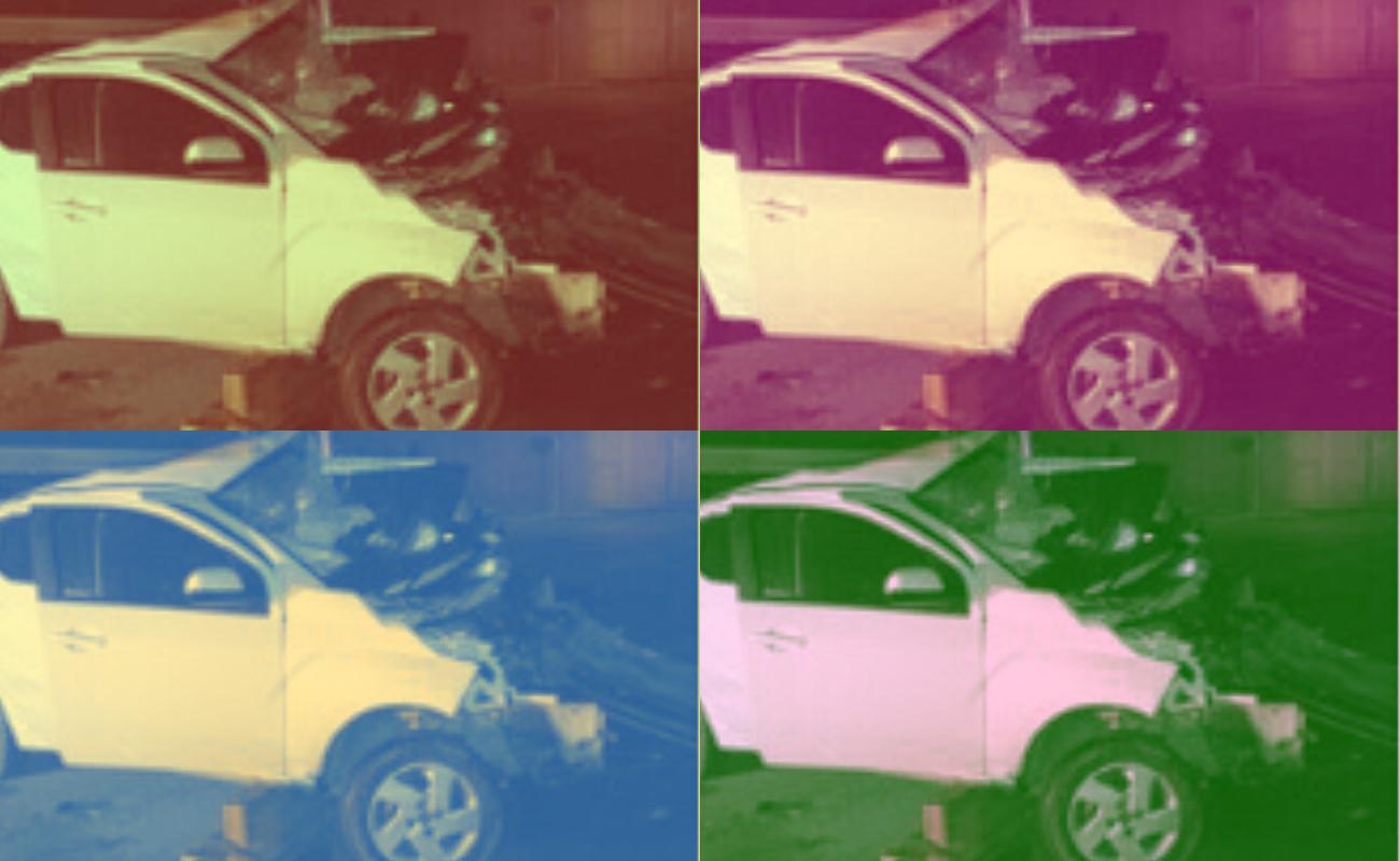 Mueren dos en accidente automovilístico en el Gato Bronco