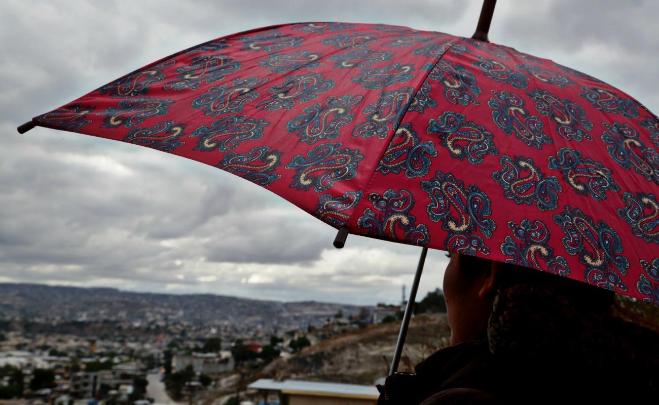 Anticipa SMN lluvias aisladas para BC jueves y viernes