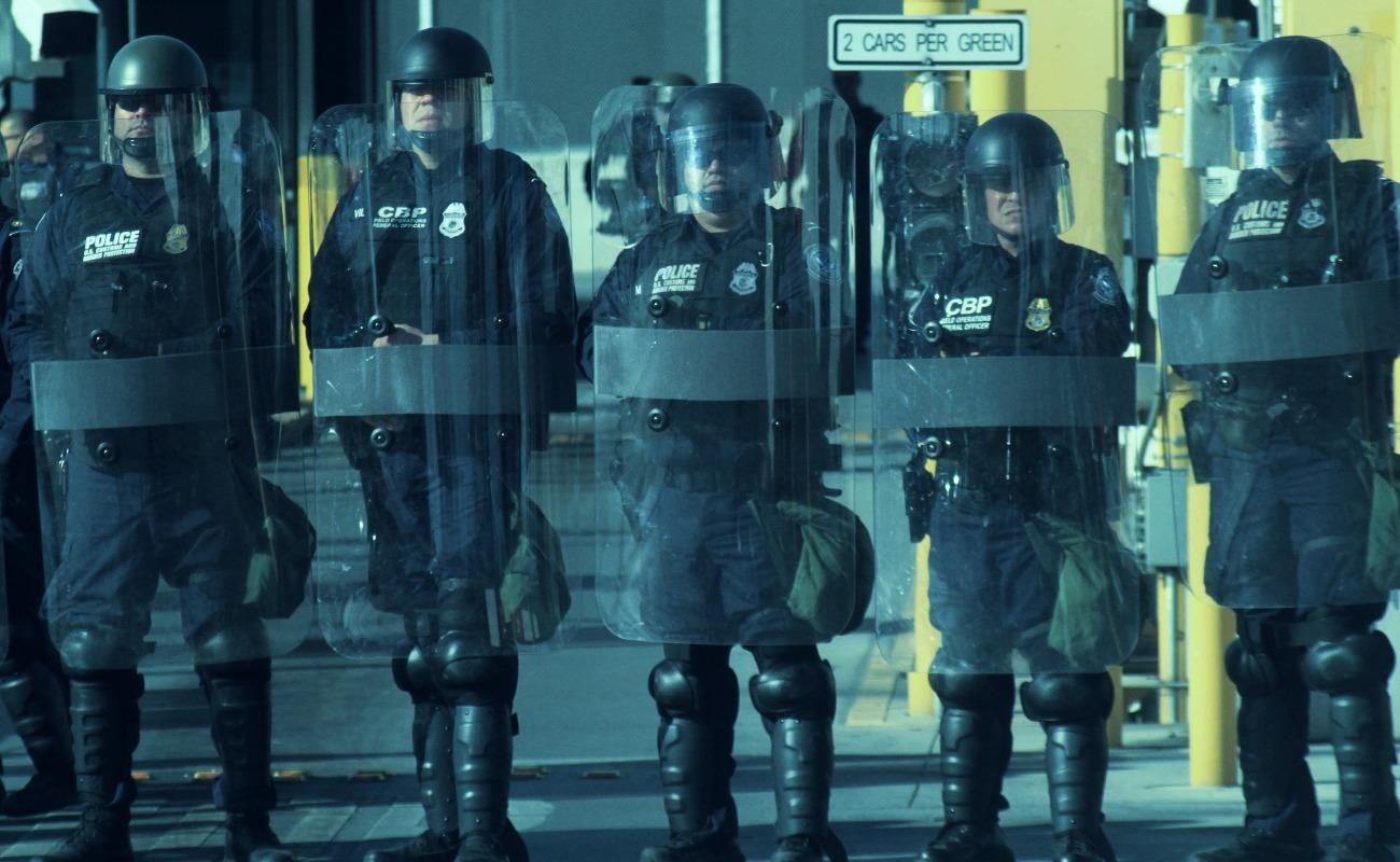"""Prepara CBP otro """"simulacro a gran escala"""" para hoy jueves en San Ysidro"""