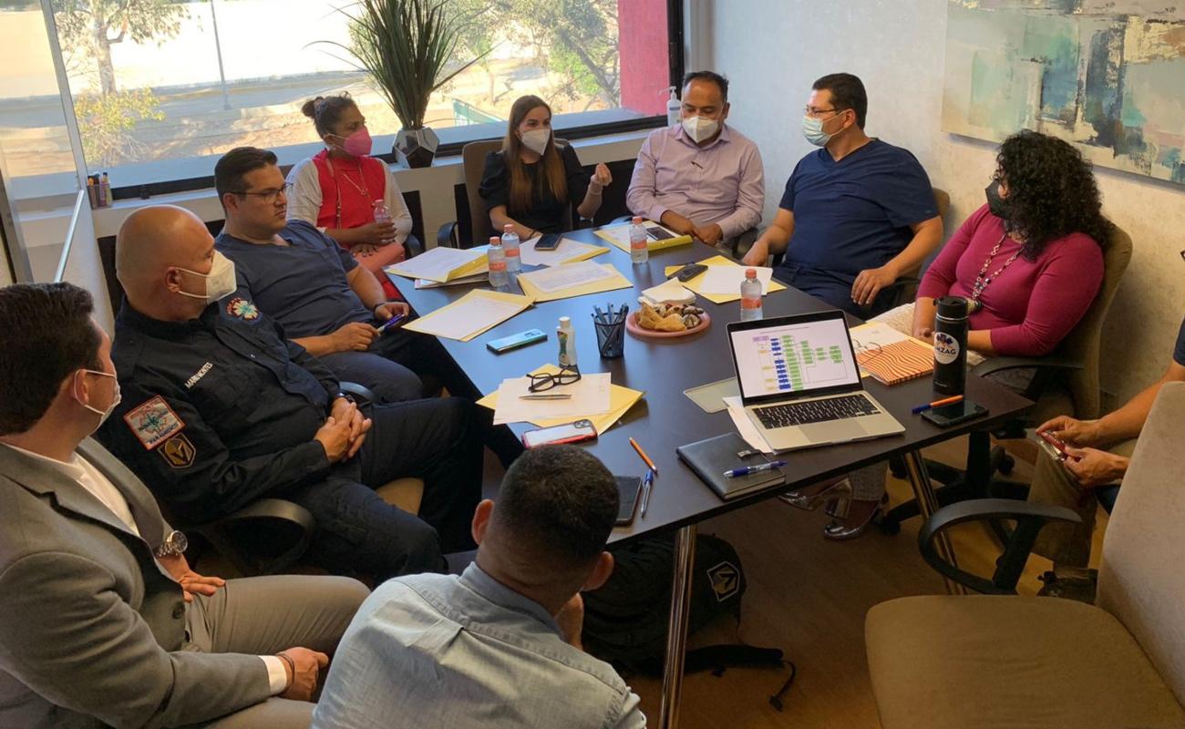Buscan dignificarla atención de urgencias médicas en BC