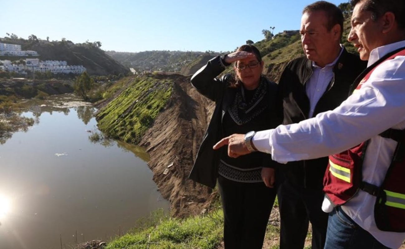 """Reabrirán vialidades cerradas por inundación en """"El Matadero"""""""