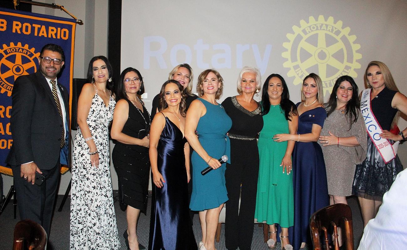 Apoya Club Rotario Coronado Binacional proyectos sociales y educativos fronterizos
