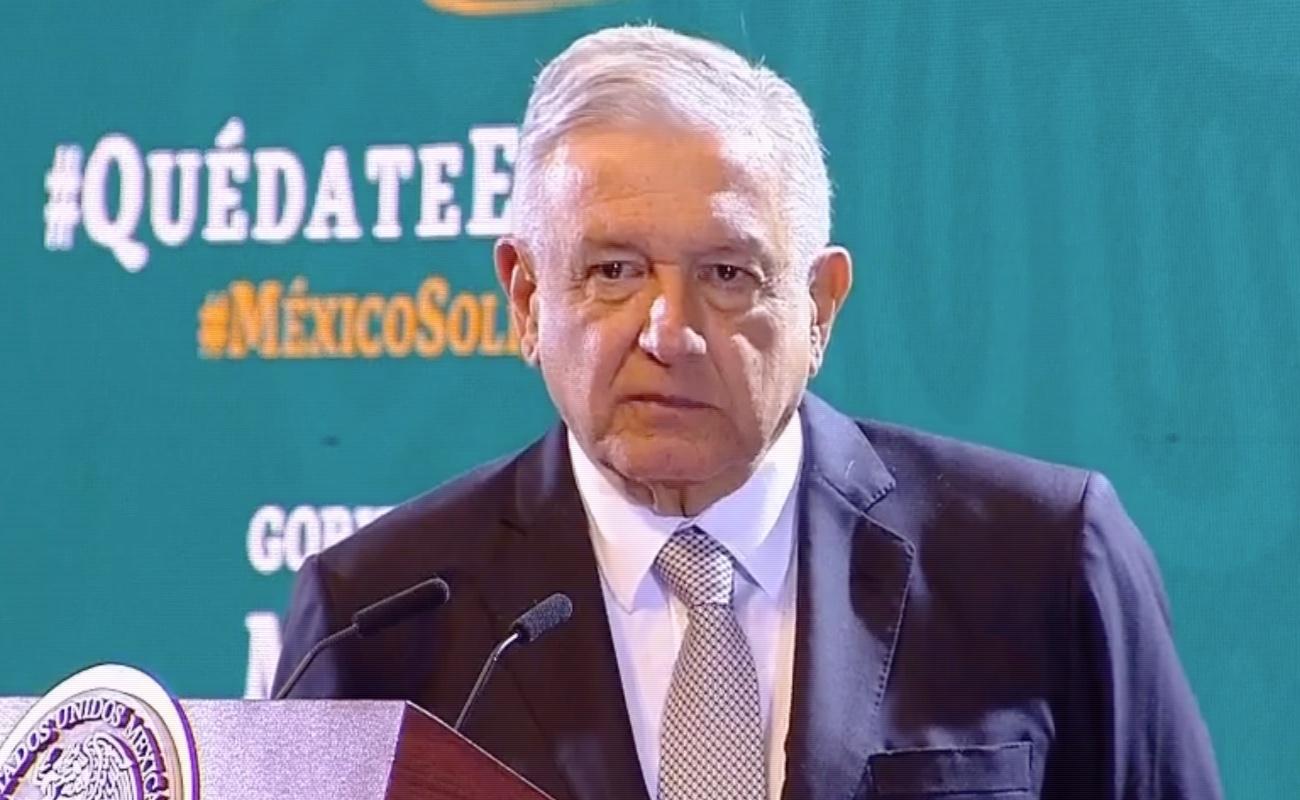 López Obrador confirma que pronto se reunirá con Trump