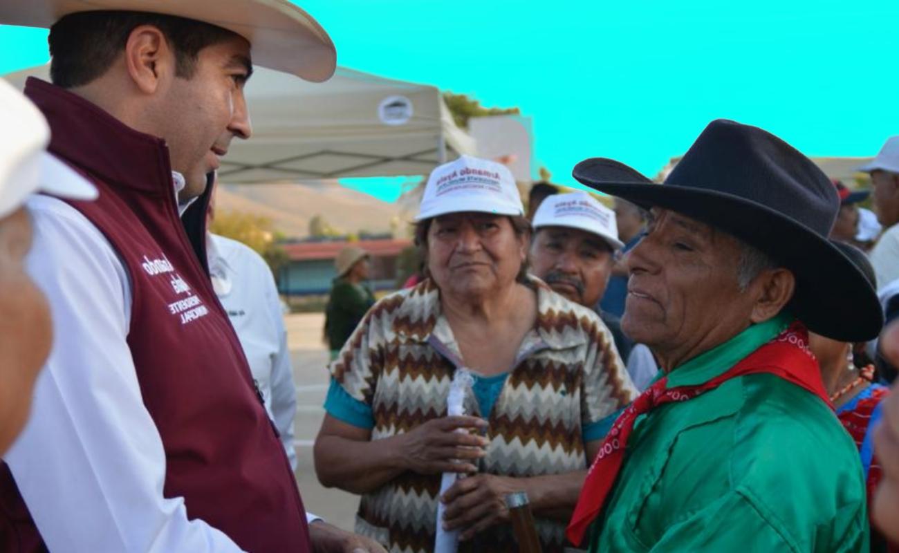 Indigenas de Ensenada han sido engañados por gobiernos insensibles: Ayala Robles