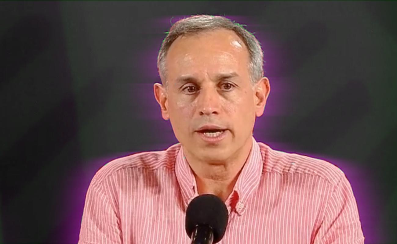 Responde López-Gatell a gobernadores que piden su renuncia