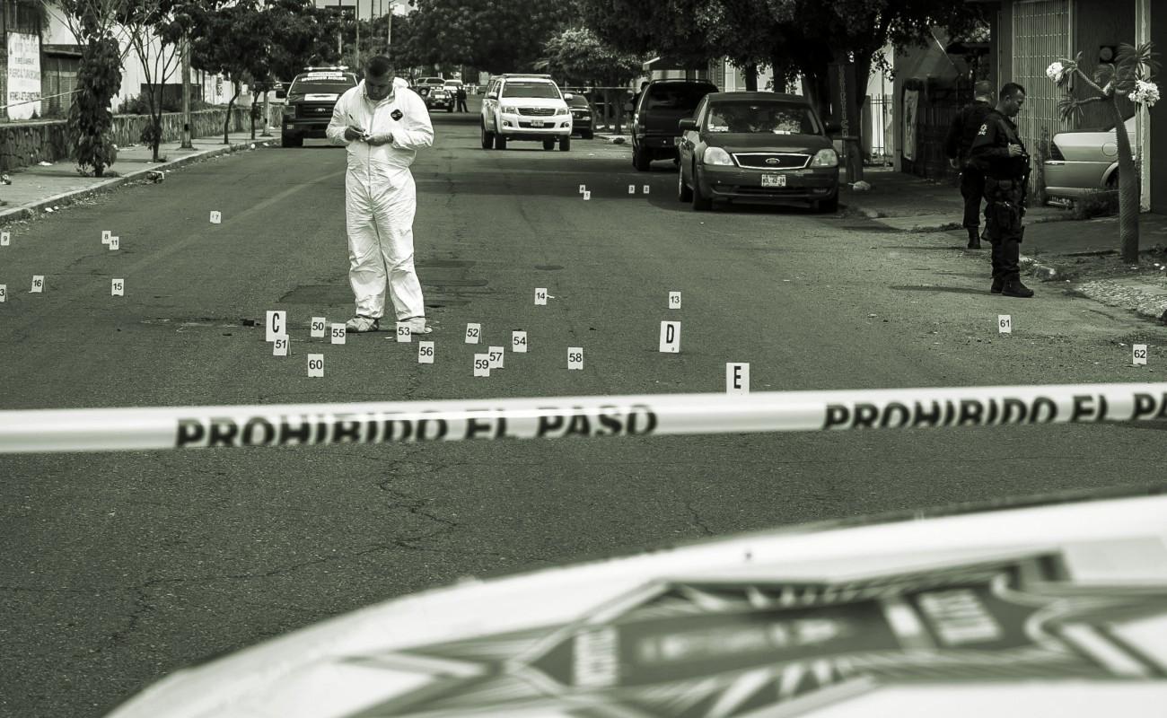 Cada 18 minutos una persona fue asesinada en México según ONC
