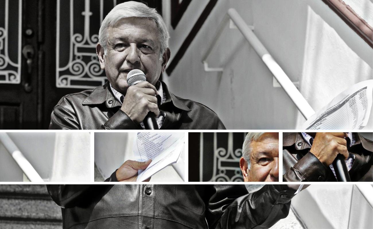 López Obrador bajará su salario y ganará 108 mil pesos mensuales