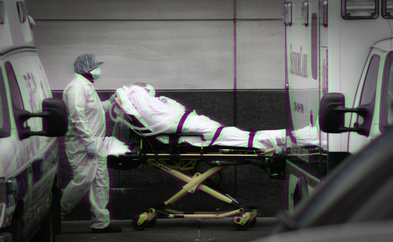 """""""Si no se siguen los principios básicos, la pandemia irá peor y peor"""", advierte la OMS"""