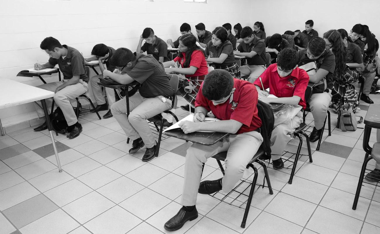 Sin clases, 28 mil alumnos de Cecyte BC por paro nacional indefinido