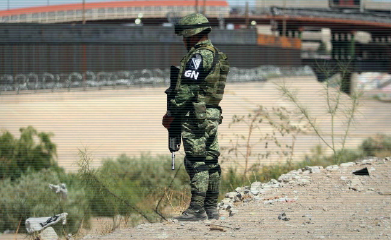 Guardia Nacional sí puede detener migrantes: López Obrador