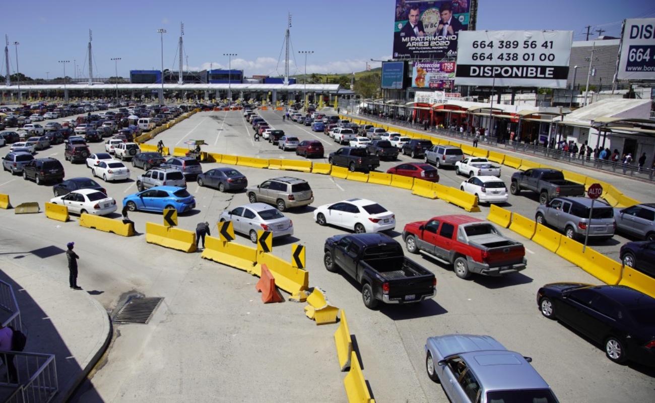 Permanece cierre de frontera por 30 días más