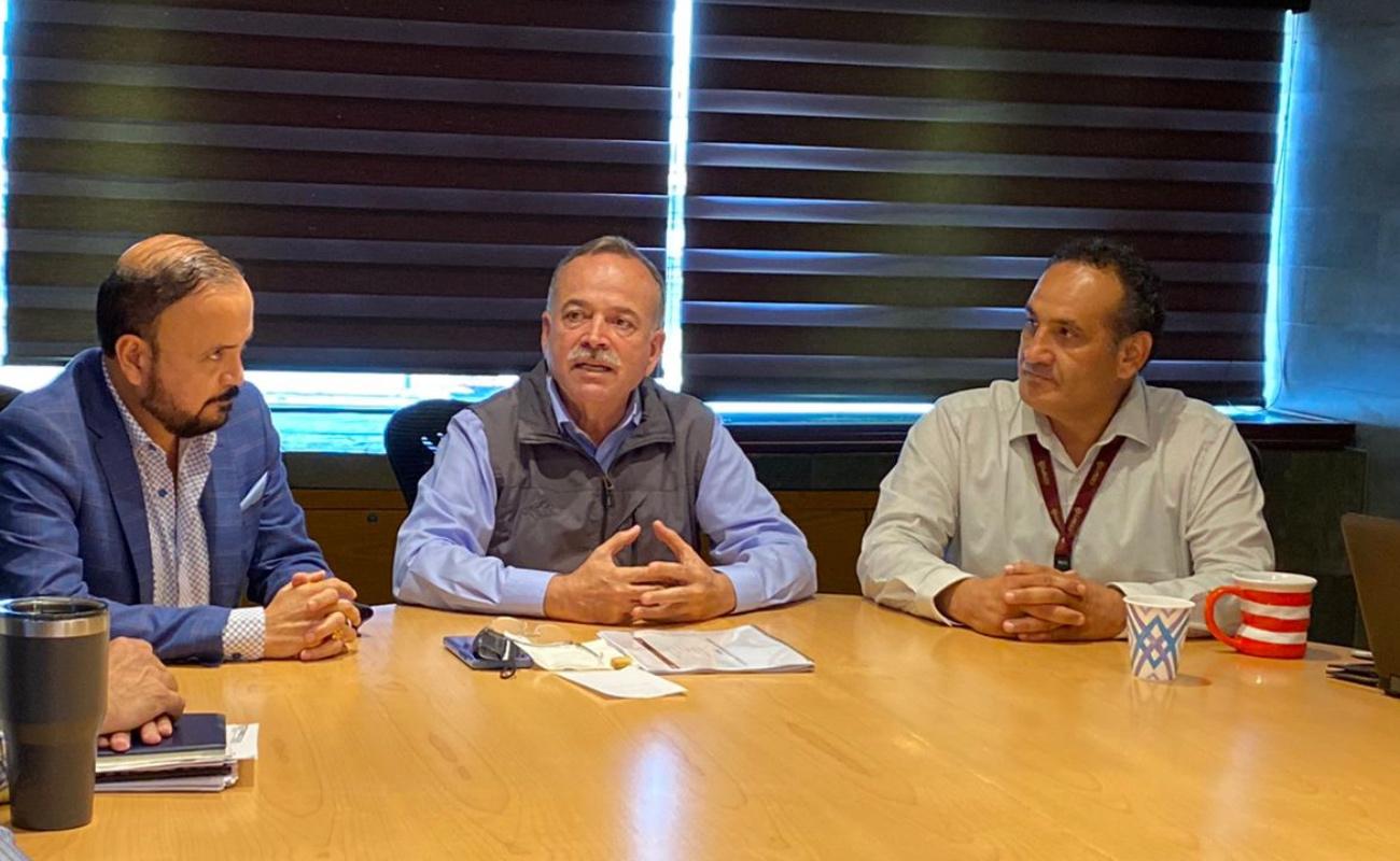 Designan a Eli Topete como nuevo director de la CESPE