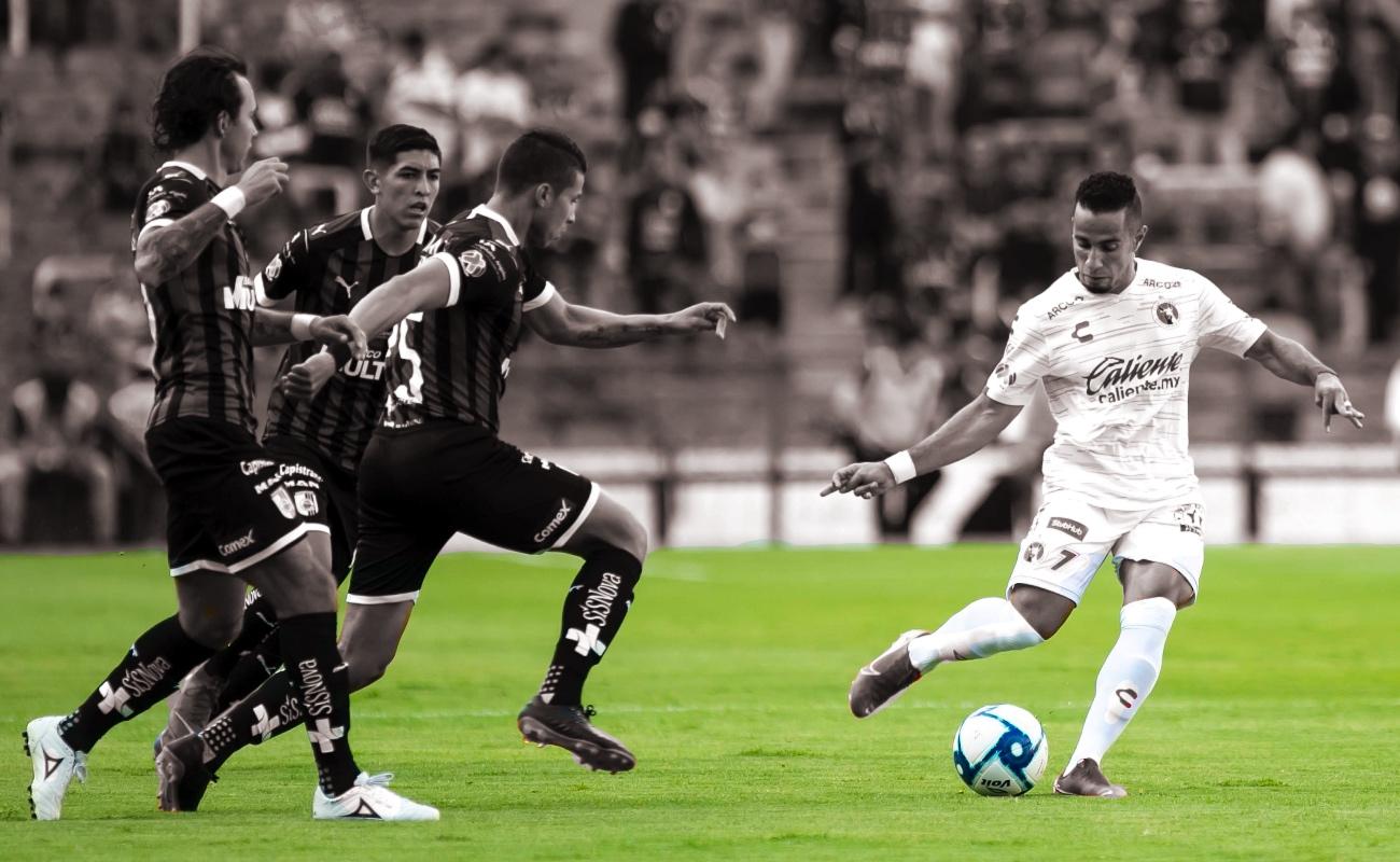 Tropieza Xolos en Querétaro en torneo de Copa MX - Apertura 19