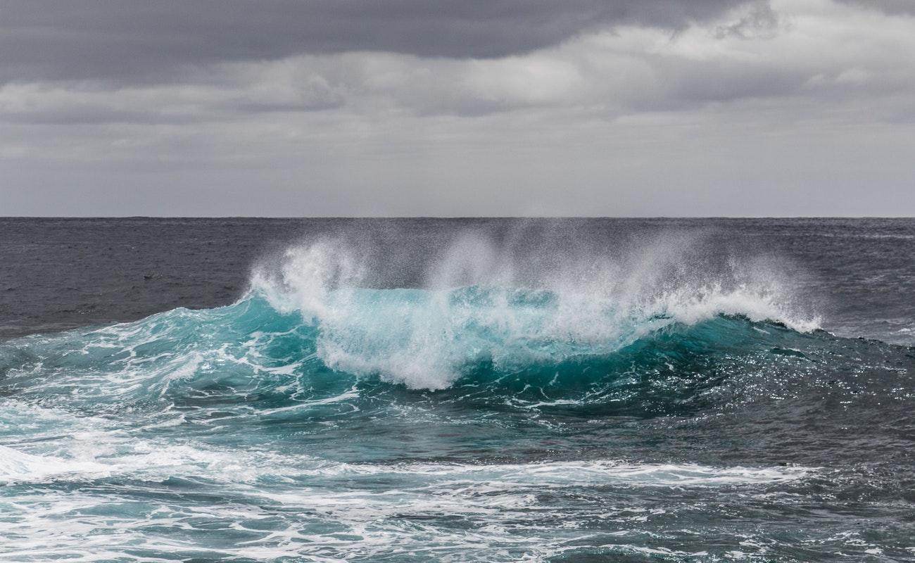 Advierte Semar olas de 7 a 10 pies de altura para Rosarito y Ensenada