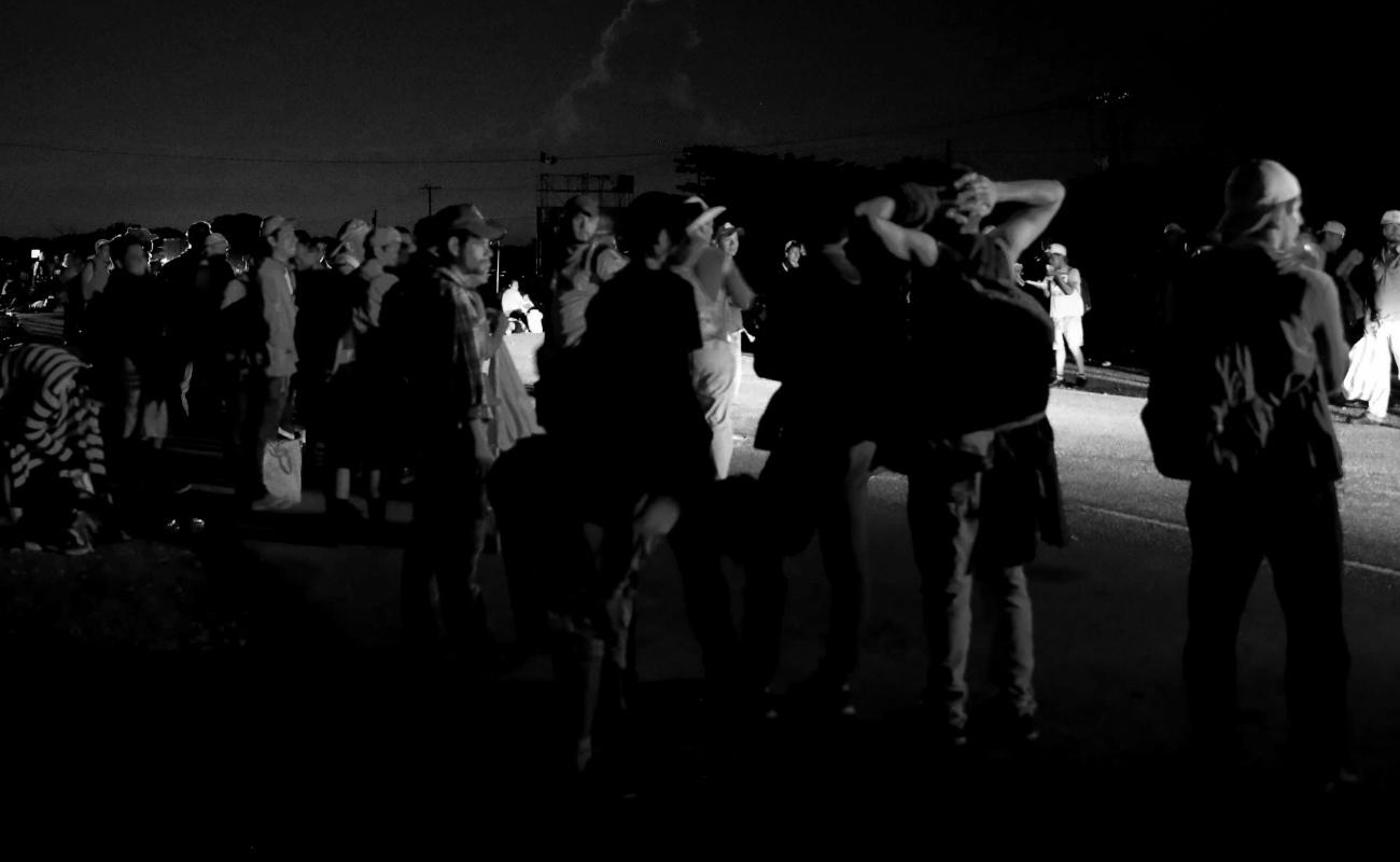 """Centroamericanos retornados a Tamaulipas por EU se dicen """"en la boca del lobo"""""""