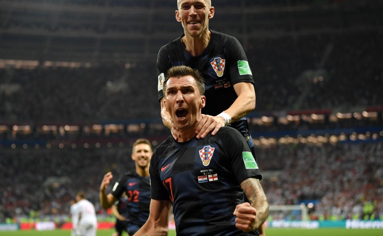 Croacia eliminaa Inglaterra y enfrentará a Francia en la Final