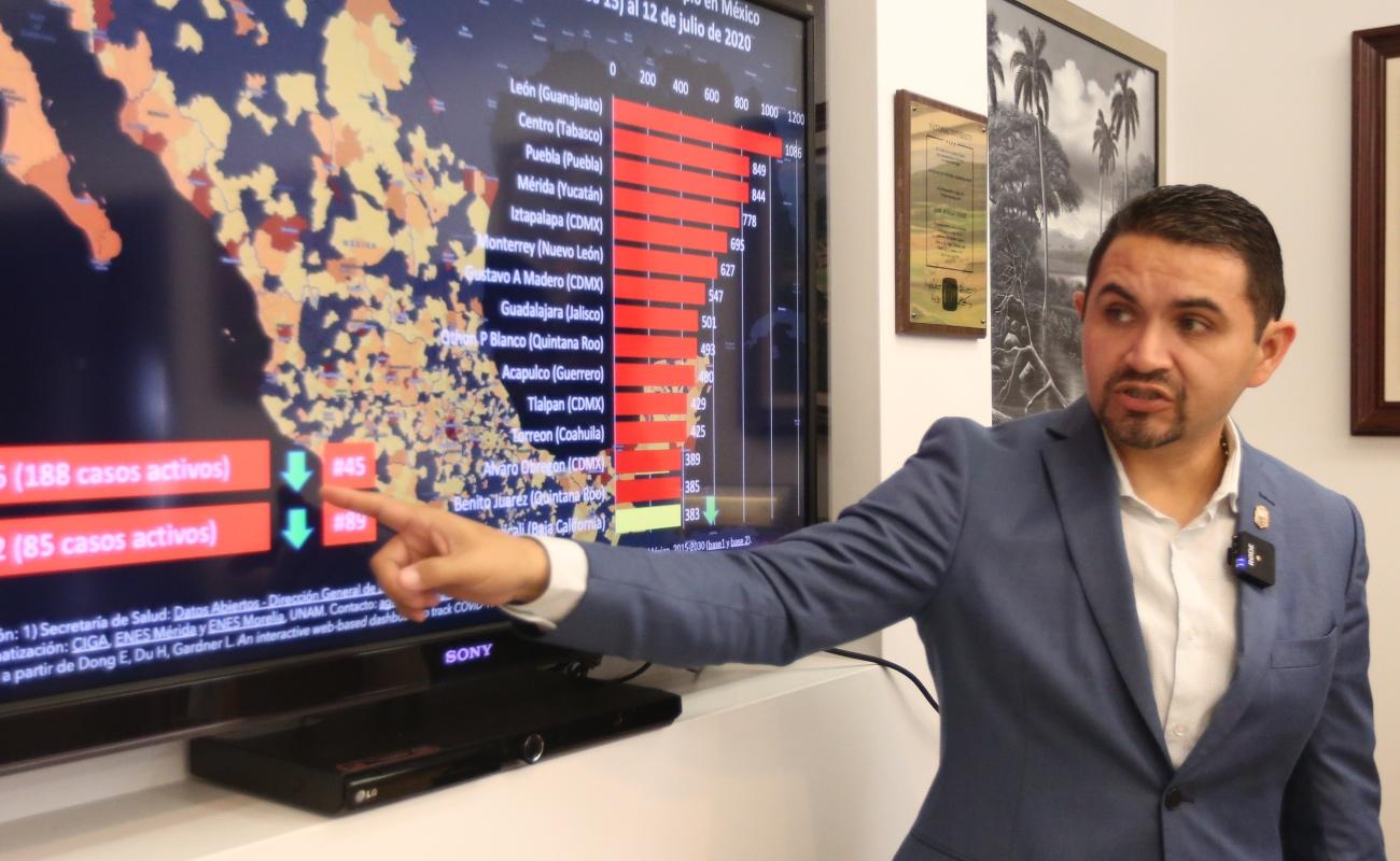 Está Baja California cerca de salir de la pandemia: Pérez Rico