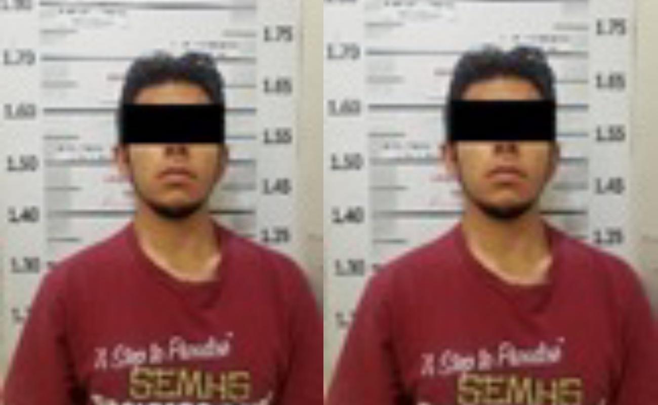 Detienen a presunto violador de una menor de seis años de edad
