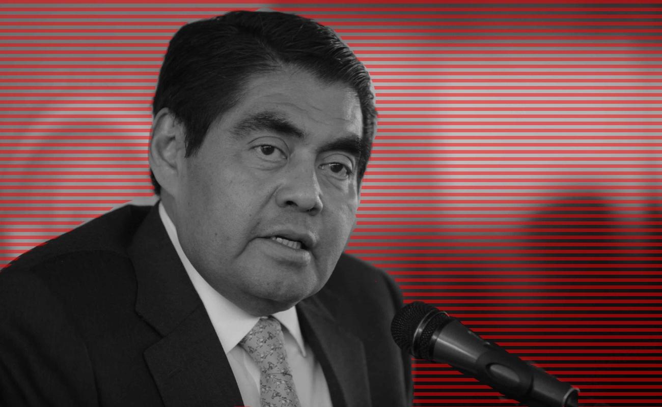 Se declara ganador Luis Miguel Barbosa en Puebla