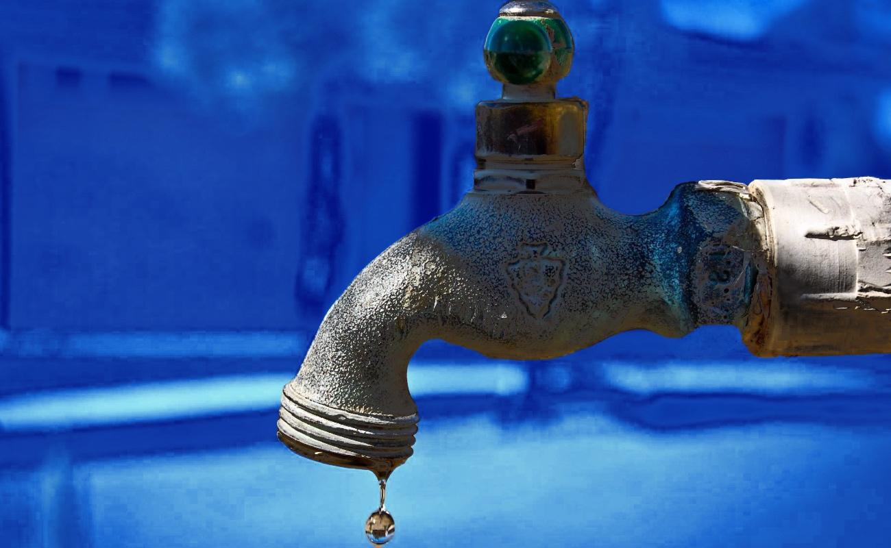 CESPT da conocer listado de colonias que no tendrán agua mañana miércoles