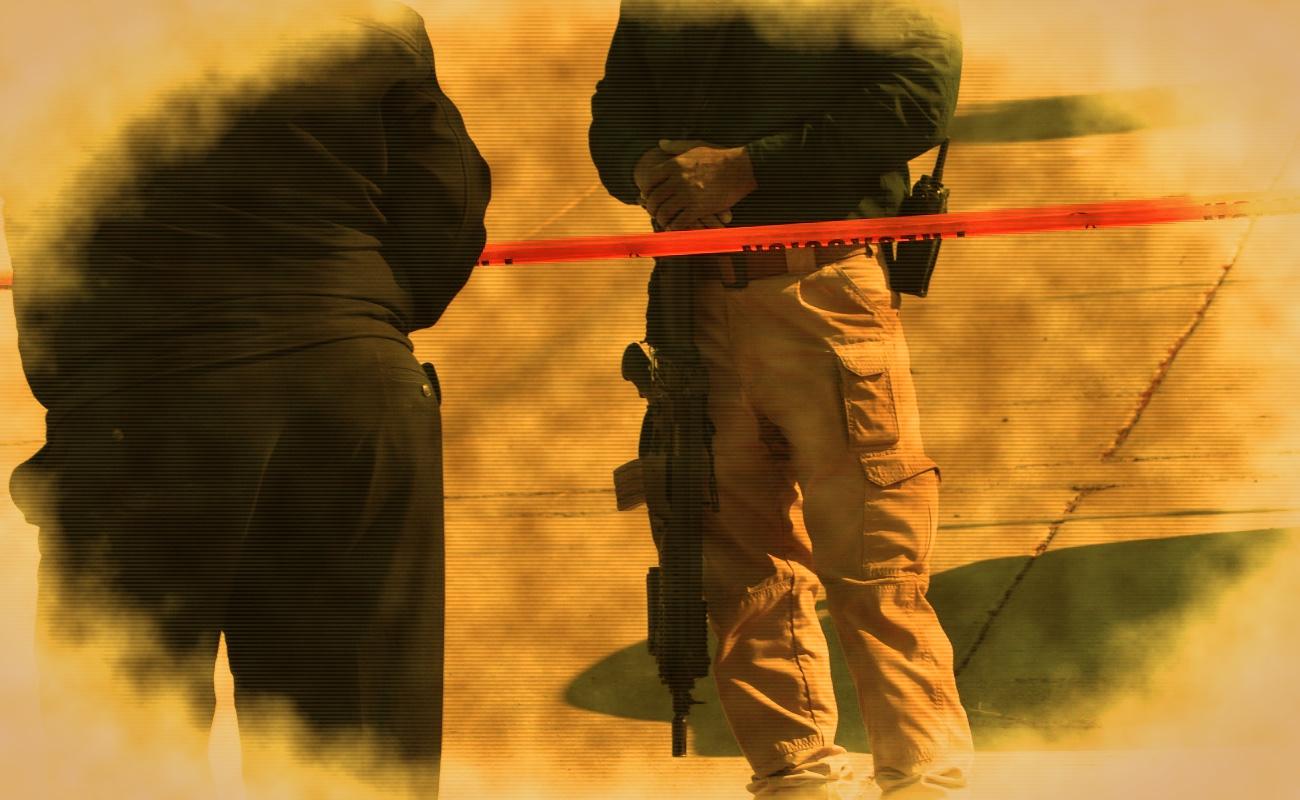 Homicidio 143 del año en Ensenada, en Villas del Sol