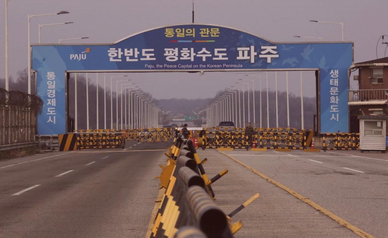 Corea del Norte hace volar oficina de enlace surcoreana