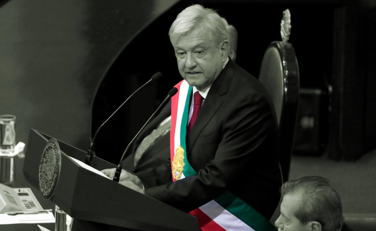 Pueblo, el único al que le debo obediencia, asegura López Obrador