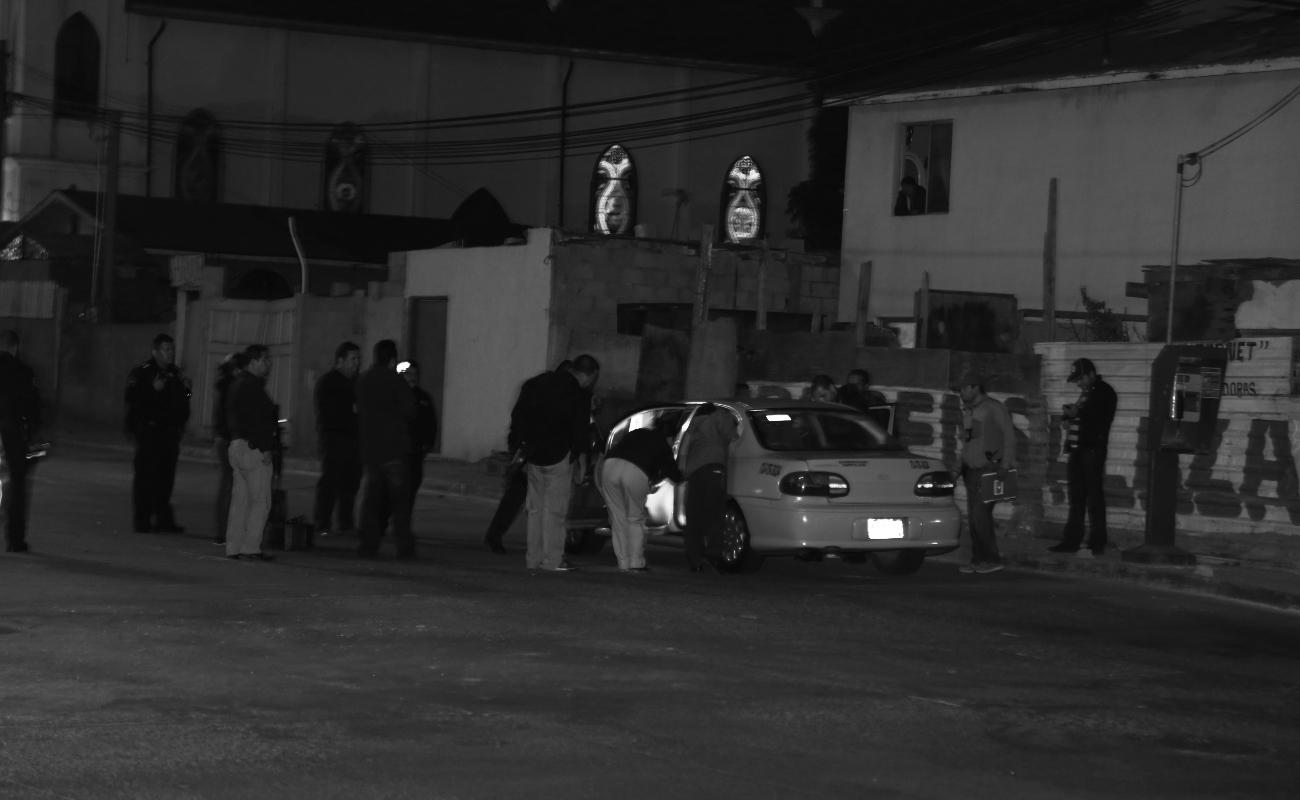 Concentra Tijuana más de 80% de homicidios registrados en enero en BC