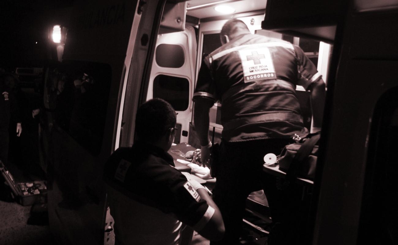 Dos intentaron suicidarse el domingo en El Chaparral, uno lo logró