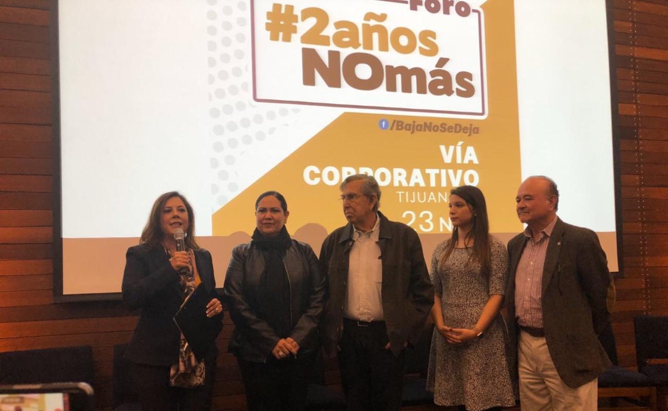 """Políticos coinciden en torno a """"Ley Bonilla"""": dos años, no más"""