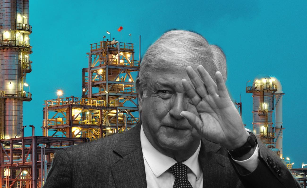Asegura AMLO que Pemex ha estabilizado su producción de crudo