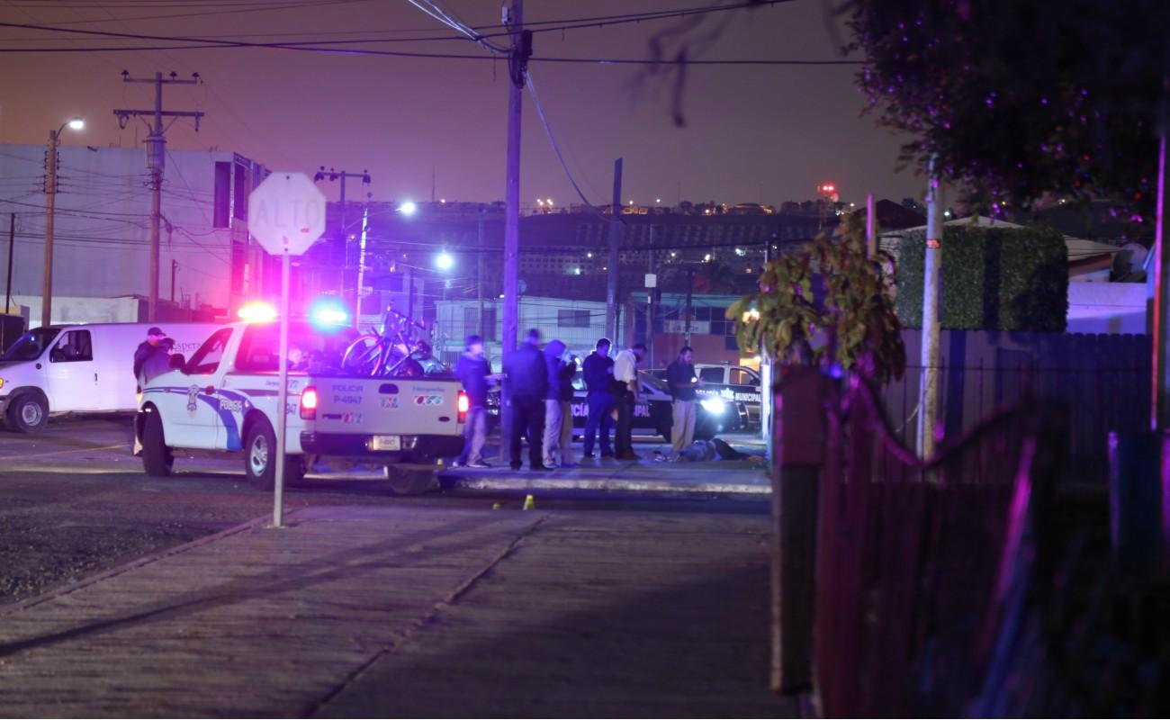 Insiste Durazo en baja de homicidios en Tijuana; entre 2 y 6 diarios, afirma