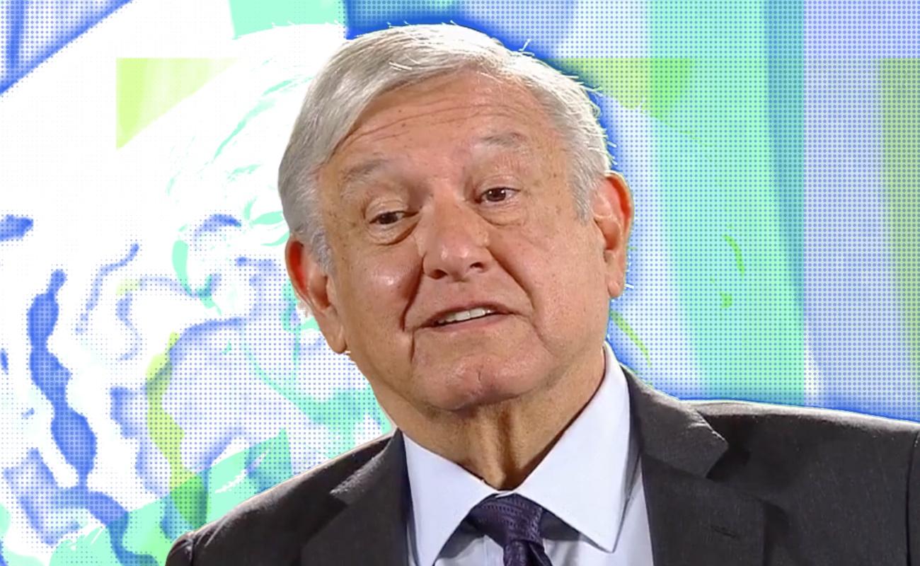 Clase media de CDMX se dejó manipular: López Obrador