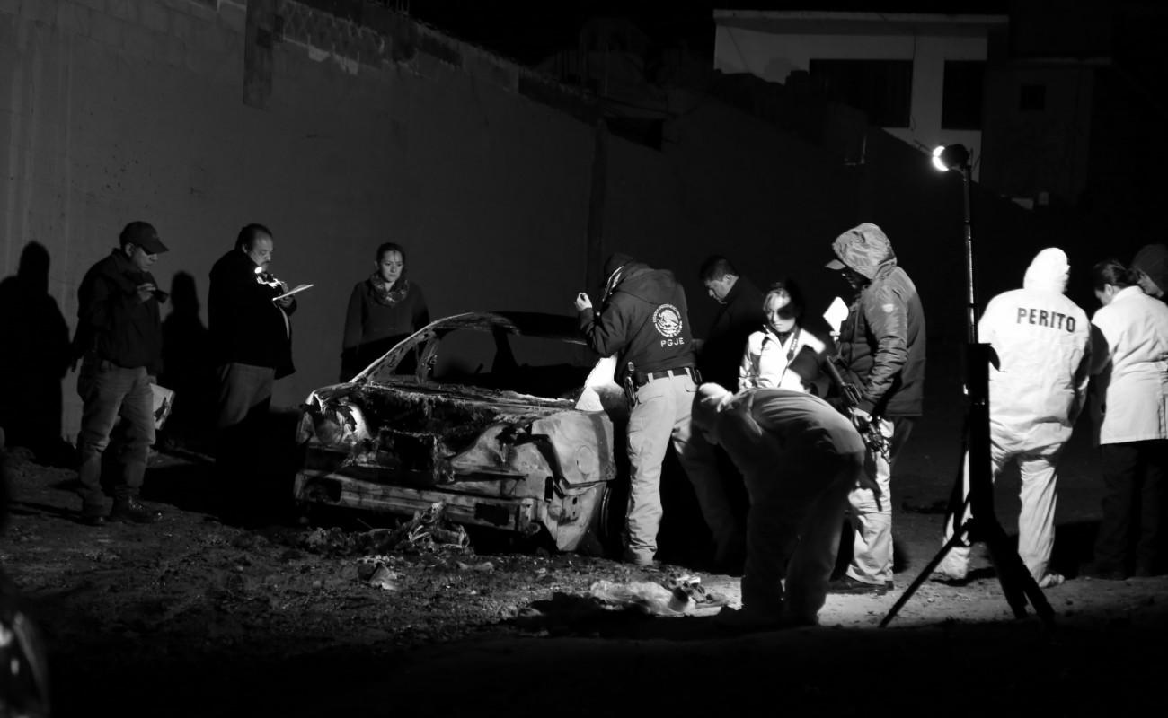 En lo que va del año, ya hay más homicidios en México que en todo 2016