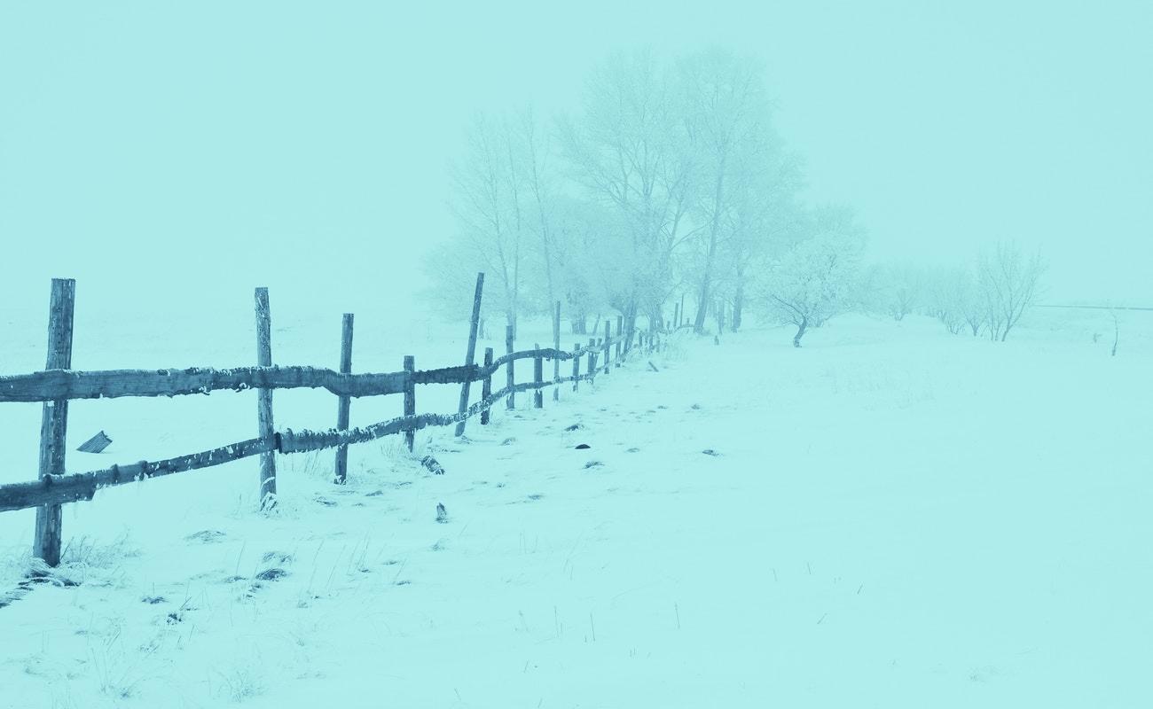 Ante fuerte frío, habría nevadas desde hoy en sierras de BC