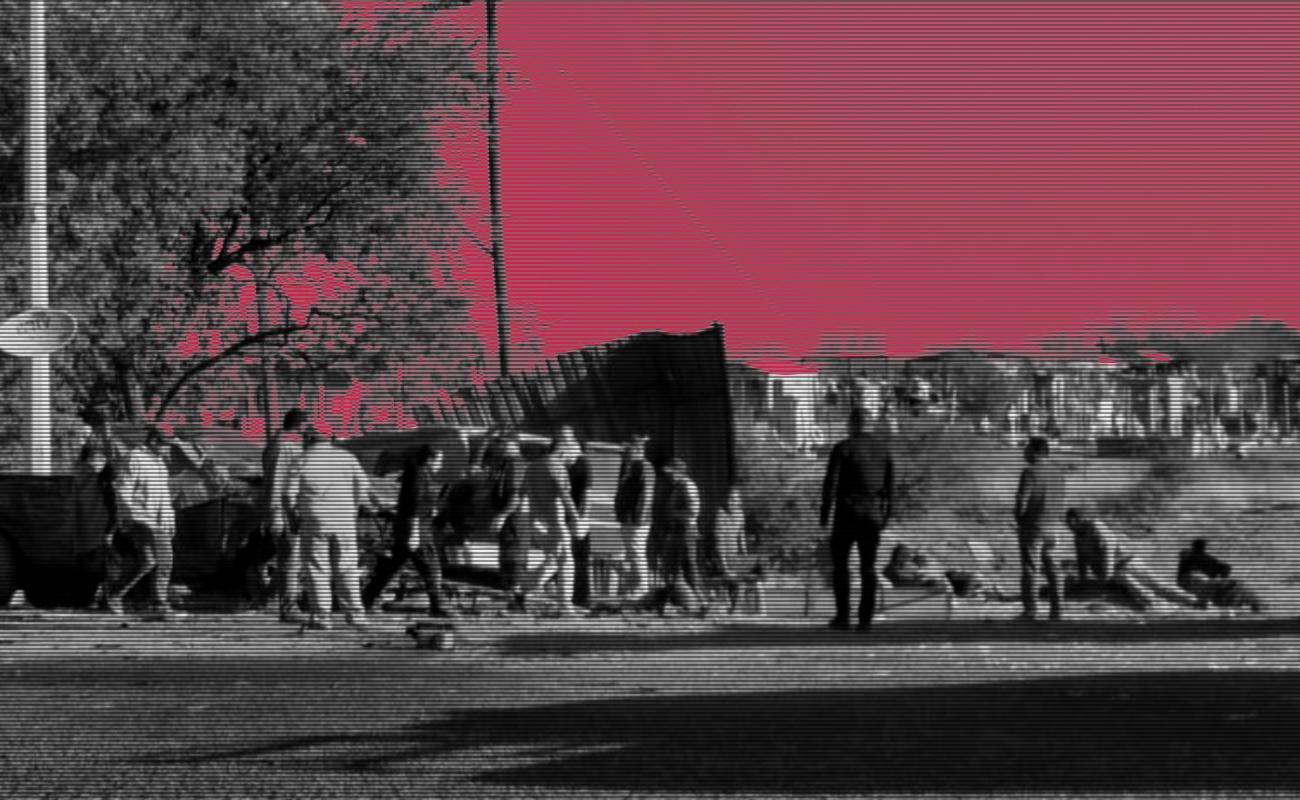 Mueren seis personas tras choque en poblado de Sonora