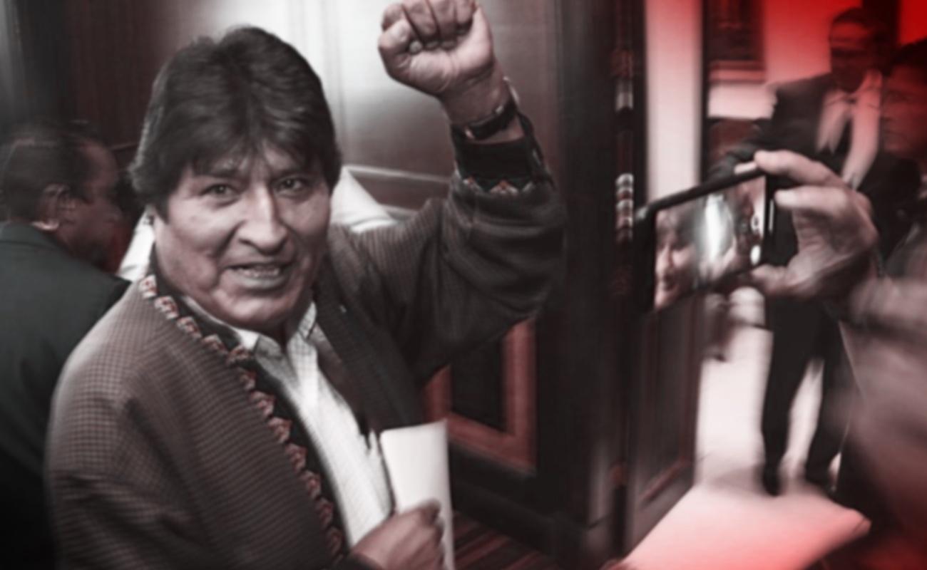 Emiten orden de captura contra Evo Morales en Bolivia