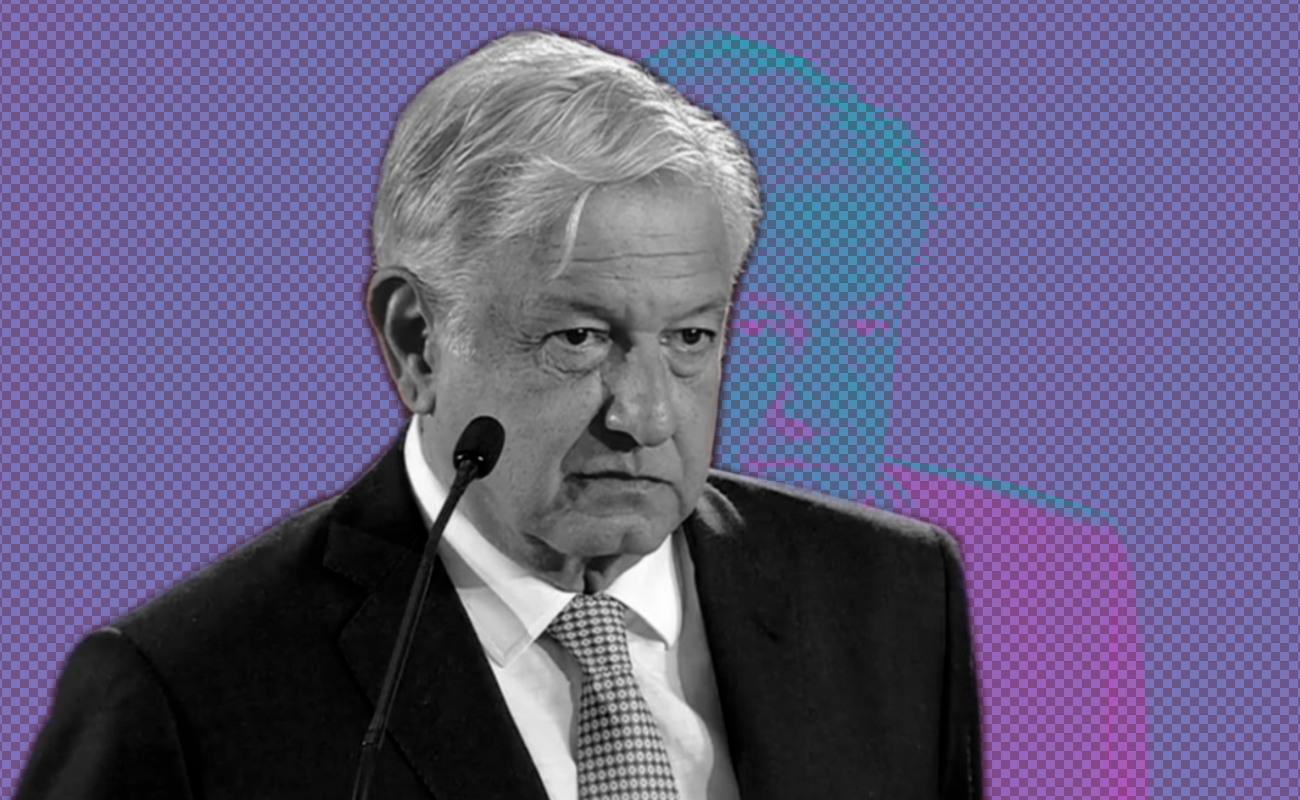 Revela López Obrador que Tomás Zerón escapó a Israel