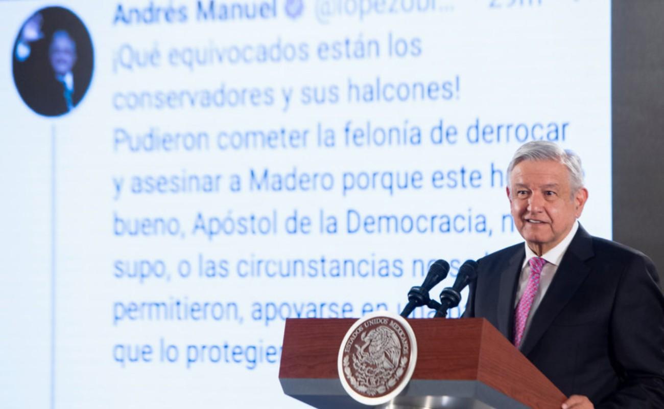 Gobierno de AMLO acusa a hijo de Calderón de orquestar campañas contra la prensa
