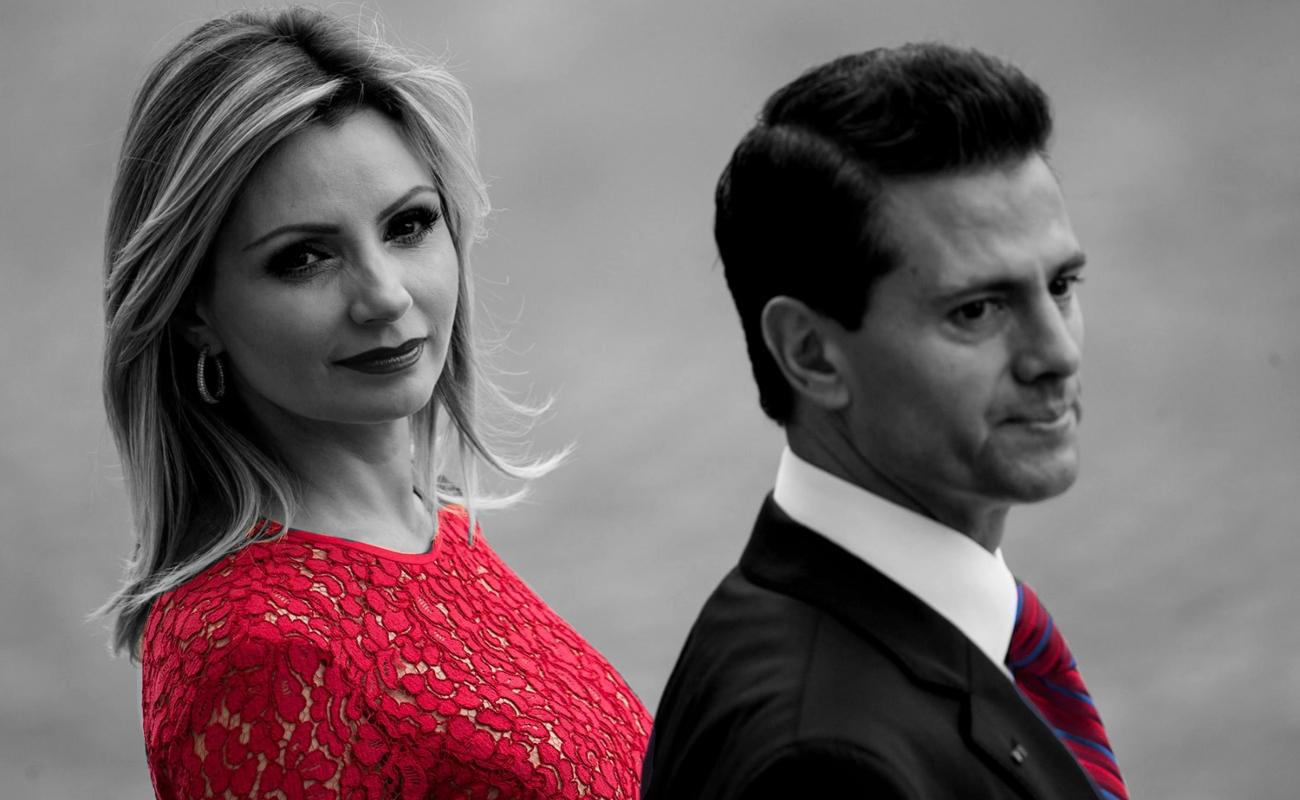 Aseguran que Peña Nieto y Angélica Rivera se divorcian